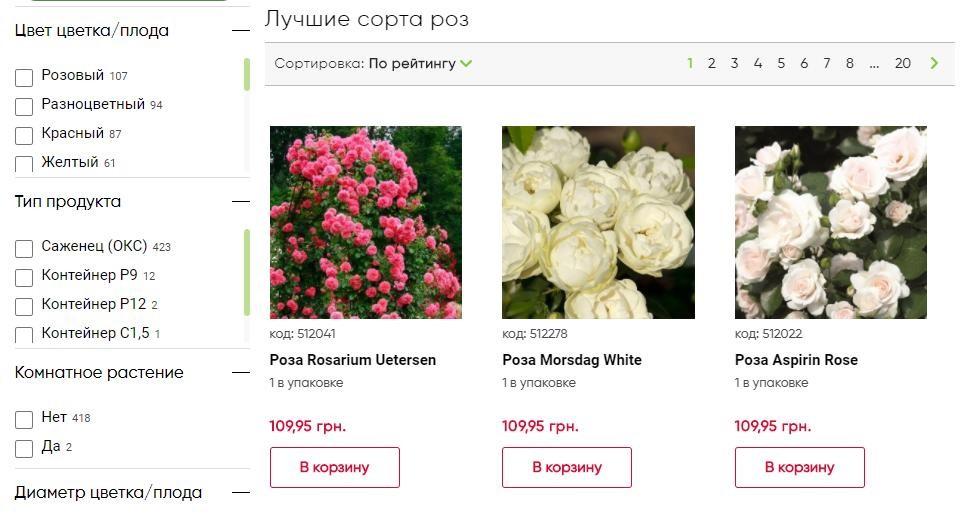 Florium интернет магазин